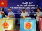 越南国会与各级人民议会代表选举日:充满责任与信心的重大节日