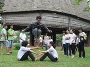 一起玩东南亚各国的民间游戏活动即将在河内举行