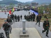 越南国家边界委副主任阮英勇:将越中陆地边界各法律文件走进生活