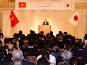 越南政府总理阮春福出席越南日本经济政策对话