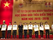 河内市委书记黄忠海:首都河内发展教育的四项重点任务