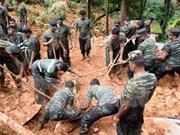 范平明就斯里兰卡发生洪灾和山体滑坡向斯里兰卡外长致慰问电