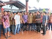 印尼同意释放被扣押越南渔民中的33余人