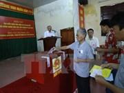 清化省新一届国会和省级人民议会代表换届选举结果对外公布
