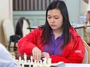 国象亚洲个人赛:越南棋手阮氏枚兴排名第二