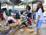 南方美食节成为胡志明市旅游业的特产