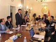 越南与德国经济合作前景广阔