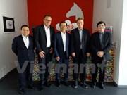 德国中小型企业看好越南市场