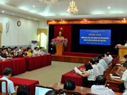 越南举行集会响应世界环境日和越南海洋与岛屿周
