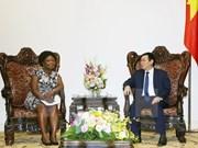 越南希望世行继续提供更多帮助和支持