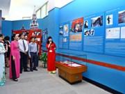 胡志明主席出国寻找救国之路105周年展览会在河内举行
