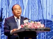 阮春福总理:河内市需坚持实事求是  愿意创新  助推企业发展