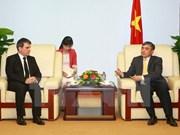 土耳其阿纳多卢通讯社与越南加强媒体信息领域合作