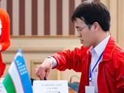 国象亚洲个人第八轮:越南棋手黎光廉击败印度棋手离冠军更进一步