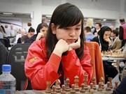 国际象棋超快棋亚锦赛:越南棋手阮氏枚兴摘金