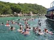 加大对芽庄市接待中国游客等旅游经营活动的检查和整顿力度