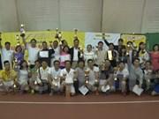 2016年越裔最大网球公开赛在俄罗斯举行