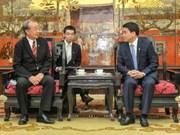 日本将帮助越南成立癌症患者支援中心