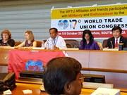 越南劳动总联合会主席裴文强出席第105届国际劳工大会