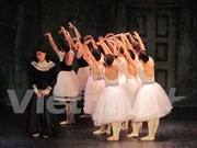 世界著名芭蕾舞演员将聚集河内