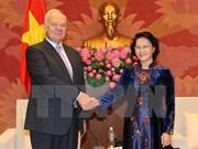越南国会主席阮氏金银:越南将俄罗斯视为其对外政策中的首要优先