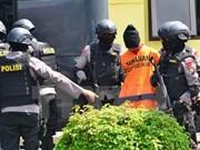 印尼抓捕3名被怀疑与伊斯兰国(IS)有关联的嫌疑人