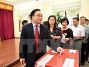 河内市委书记黄忠海:完善行动计划    发挥代表作用