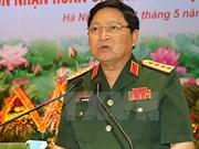 越南防长吴春历:国防力量需严格贯实行党关于军事与国防任务的决议