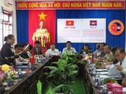 越柬两国致力于建设和平友谊合作边界线