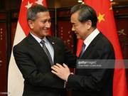 新加坡外长维文:新加坡愿做中国与东盟的桥梁
