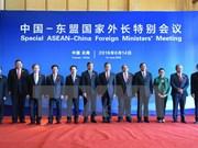 越南外交部发言人黎海平:东盟—中国外长特别会议取得积极结果
