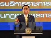 泰国总理巴育访问印度推动双边合关系发展