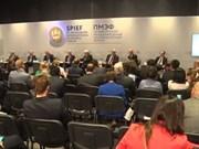 越通社出席世界主要通讯社领导人会议