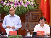 政府总理阮春福:茶荣省需推进经济结构调整