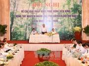 阮春福总理要求明确森林管理与保护工作主体责任