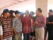 印尼释放28名被扣留的越南渔民