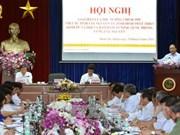 阮春福总理:继续发挥竞争优势  推动西原地区向前发展
