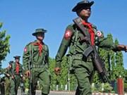 缅甸两支少数民族武装同意参与和平进程