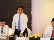 河内市人民委员会主席阮德钟会见越南新任驻外大使和总领事