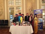 越南参加在智利举行的东盟旅游信息展