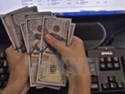 越盾兑美元中心汇率较前一日下跌3越盾