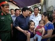 政府副总理郑廷勇:寻找CASA 212失事飞机飞行员是当务之急