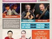 国际指弹吉他音乐节即将在越南举行