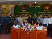 越南西宁省同柬埔寨柴楨省新开放4个小口岸
