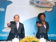阮春福总理出席2016年九龙江三角洲论坛