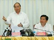 今年前6月胡志明市经济社会保持良好发展态势