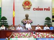 张和平副总理:要求加大对公路交通和河内交通运输经营活动的管理力度
