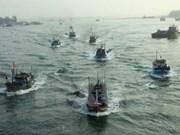越南政府对外国组织和个人在越南海域开展科研许可证颁发工作做出具体规定