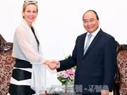 瑞典和缅甸驻越大使辞行拜会政府总理阮春福