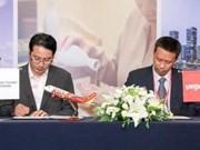 越捷航空公司同韩国仁川观光公社签署合作协议